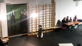 PÄRNU FIGHT SHOW - Clyde Avamere (Eesti) vs Leon Mikus (Taani) 02.11.2013