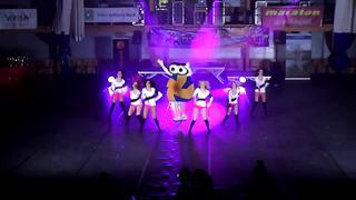 Pärnu VK Tantsutüdrukud _ IV Vabariiklik Tantsutüdrukute võistlus 2013 _ Showtants - 3. voor