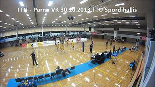 Pärnu VK vs. TTÜ 3_0 (22, 22, 24)
