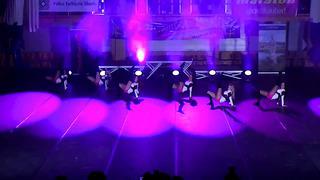 Pärnu VK Tantsutüdrukud _ IV Vabariiklik Tantsutüdrukute võistlus 2013 _ Showtants - 2. voor
