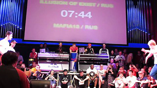 Battle Of Estonia 2013 final - Illusion of Exist vs Mafia13