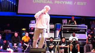 Battle Of Estonia 2013 final - No Fear Family Juniors vs Unreal Rhyme