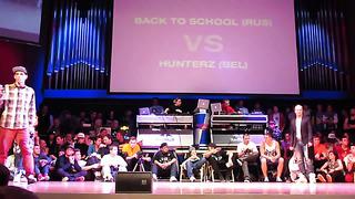 Battle Of Estonia 2013 final - Back To School vs Hunterz