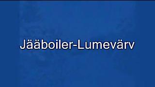 Jääboiler-Lumevärv