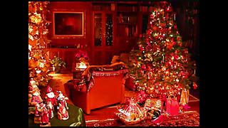 Estin-Jõuluõhtul kodus