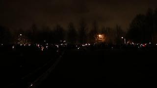 Flashmob in Tallinn 22.12.2013
