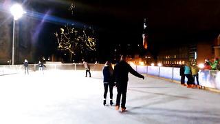Ice Rink Tallinn Old Town