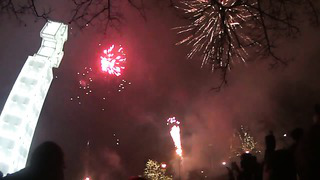 Tallinn 2014 New Year Fireworks