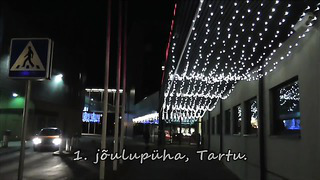 1. jõulupüha, Tartu, 25.12.2013 osa.1