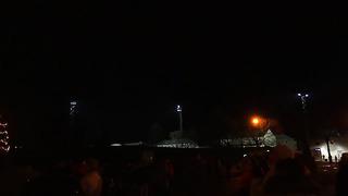 Фейерверк на Петровской Narva