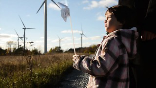 Estonian Wind Power Cluster