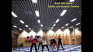 Brazil Mix Dance - Tartu Ülikooli Akadeemiline Spordiklubi