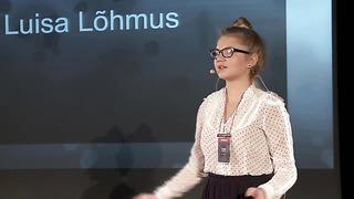 Muusikast_ Luisa Lõhmus at TEDxYouth@Tallinn