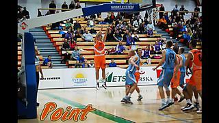 Nemanja Miljkovic #22 BC Parnu 2013 (KLM Estonia, Baltic League)