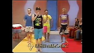 Vintiöt - Eesti Aerobic