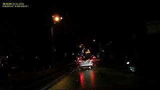 Driving captures Estonia - bad drivers and random captures in Tallinn nr. 15
