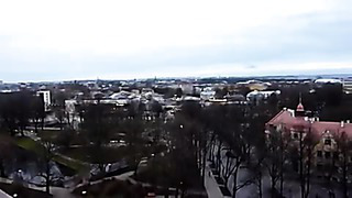 Overview of Tallinn Estonia1088