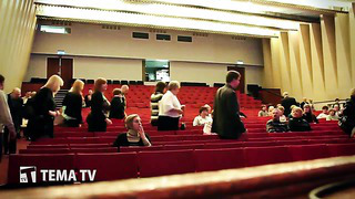 TEMA TV_ Команда КВН _Вечерний Таллинн_ в Нарве. 18.01.2014