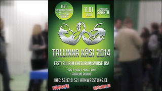 Tallinna Käsi 2014 (all matches)