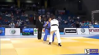 Judo European Championships Cadets Tallinn 2013_ Dobre (ROU) - Esteves (POR) [-57kg]