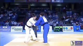 Judo European Championships Cadets Tallinn 2013_ Pekovic (MNE) - Walker (GBR) [-57kg]