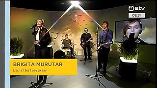 Eurovision 2014 Estonia - BRIGITA MURUTAR - Laule täis taevakaar (Eesti Laul 2014 )