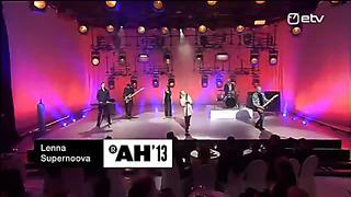 Eurovision 2014 Estonia_ LENNA - Supernoova (Eesti Laul 2014 - 1st Performance)