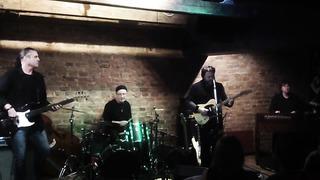 Bluesaurus@Feelgood Cafe Tartu _Long Gray Mare