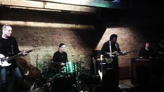 Bluesaurus@Feelgood Cafe Tartu _Watch Out