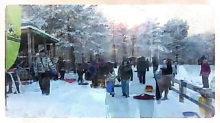Narva Snowday 2014