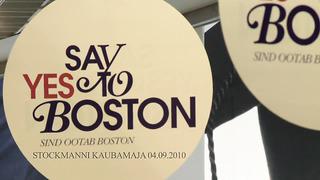 Stockmann _ Bostoni kampaania avaüritus