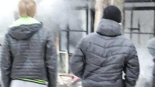 Narva Energia Turg (Пожар в Нарве на Энергии)