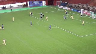 Украина (U21) - Эстония (U21) - 2_0. Кубок Содружества. Обзор матча (25.01.2014)