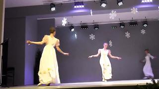Театр моды _Natali_, Эстония. Бал Натали