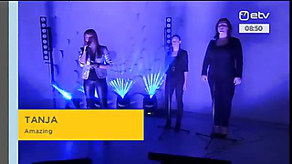 Eurovision 2014 Estonia_ TANJA - Amazing (Eesti Laul 2014 - 1st Performance)