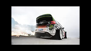 Ken Block Amazing Drift Ford Fiesta Kinetic Design