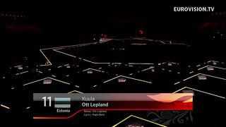 Ott Lepland Kuula  2012 Eurovision Song Contest