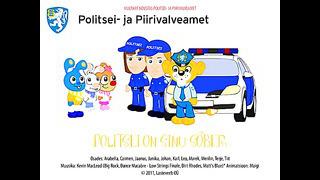 Politsei on sinu sõber