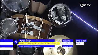 EESTI LAUL 2013_ Winny Puhh - _Meiecundimees üks Korsakov läks eile Lätti_