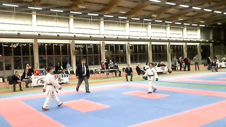 International Karate Champioship in Estonia - EDU-DO CUP 2014.