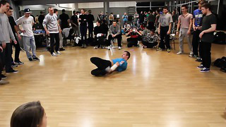 Get up Battle 2014 Ida viruma vs tallinn