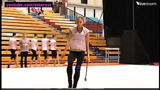 Marina Durunda Clubs Training Tartu 2014