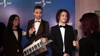 August Hunt, Eesti laul 2014