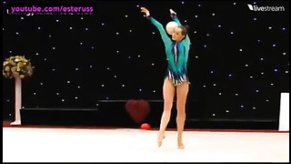 Katsiaryna Halkina Ball Final Tartu Cup 2014