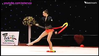 Marina Durunda Ribbon Final Tartu Cup 2014