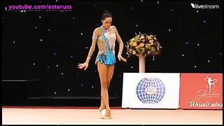 Neta Rivkin Ball Tartu Cup 2014