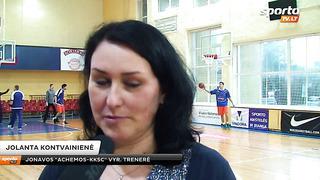 SportoTV.lt_ J.Kontvainienė_ Dabar visos ekipos nori įkąsti lydėrėms