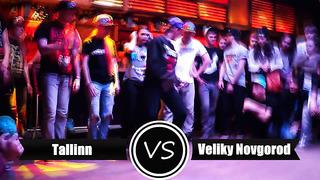 Tallinn vs Veliky Novgorod