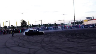 Drift + burnout (Tallinn)