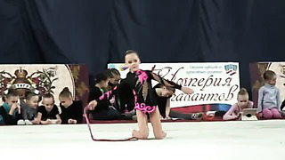 Antonova Gerda Maria, born 2004, rope, Tallin Estonia, coach Ratsejeva N. Tjomuskina J